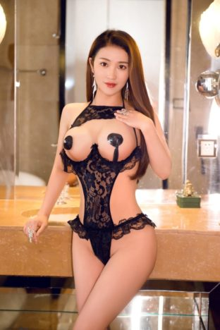 Julie beautiful Asian girl with Curvy body