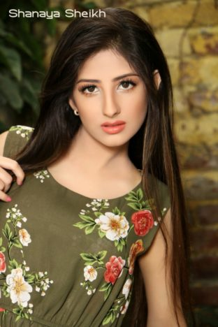 Shanaya indian Pakistani escorts