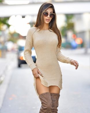 Juliana Sexual Fashion Model