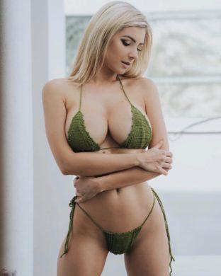 Polina Swedish Girl Vip Escort Dubai